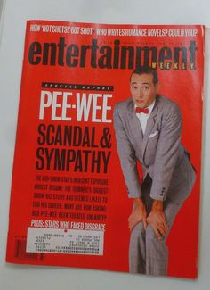 8bef96a927f94cabc282991742be81e1--pee-wee-herman-entertainment-weekly